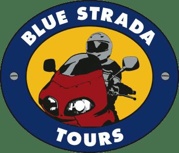 Blue Strada Tours Logo